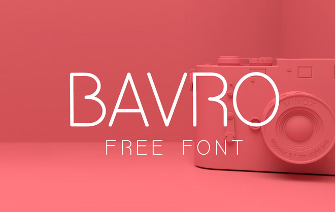Bravo : Free Clean Font