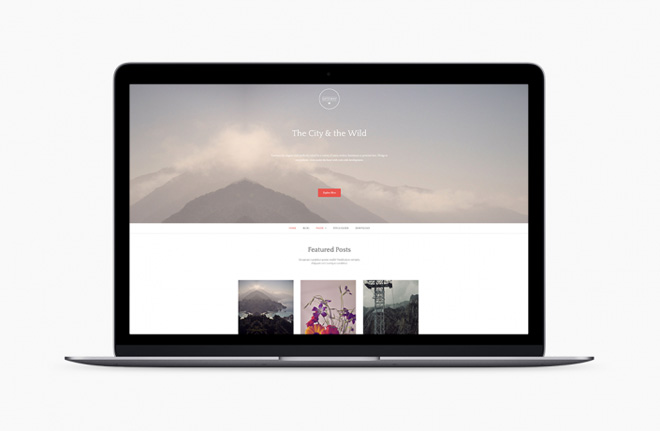 Gateway : Elegant Business Wordpress Theme