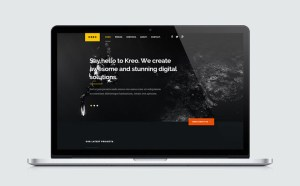 Kreo : Creative HTML5 Template for Freelancer
