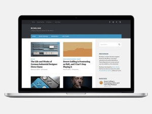 Rowling : Simple Magazine Wordpress Theme