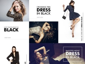 ecommerce psd template