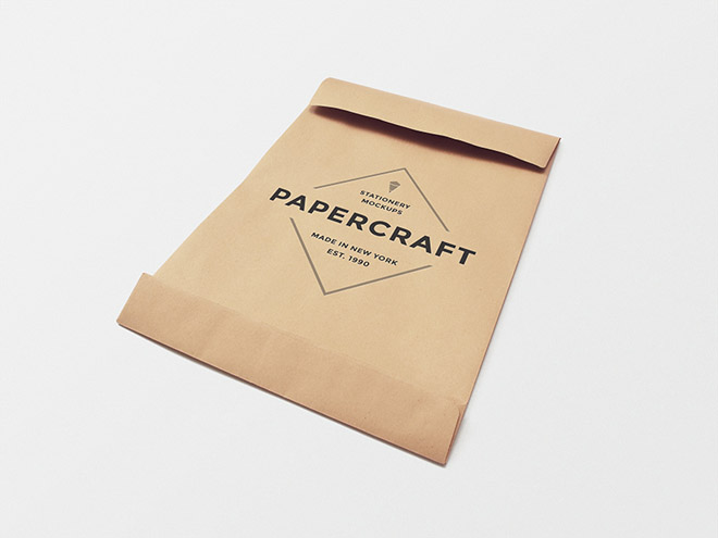 big envelope mockup