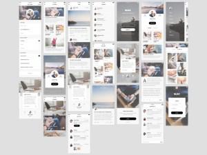 Bloc - Free Blog UI Kit