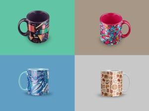 Free Mug Mockup PSD