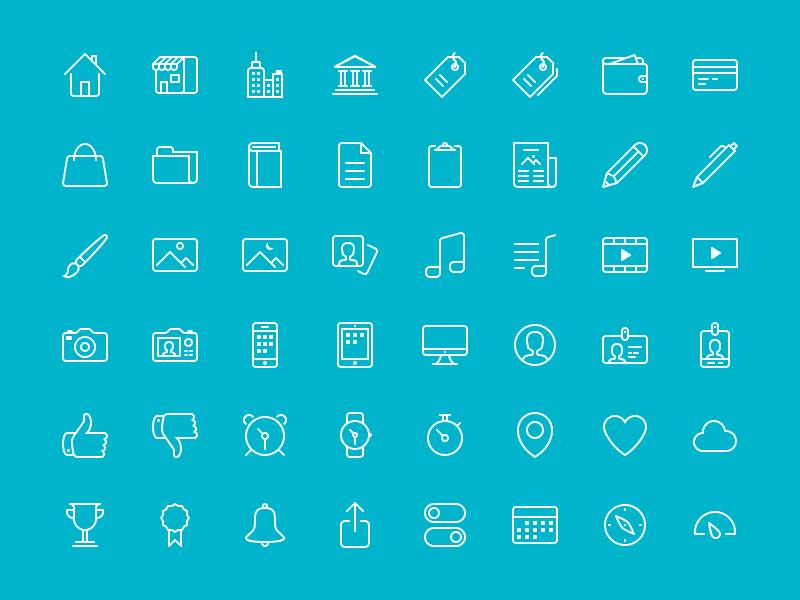 48 Free Bubbles Icons