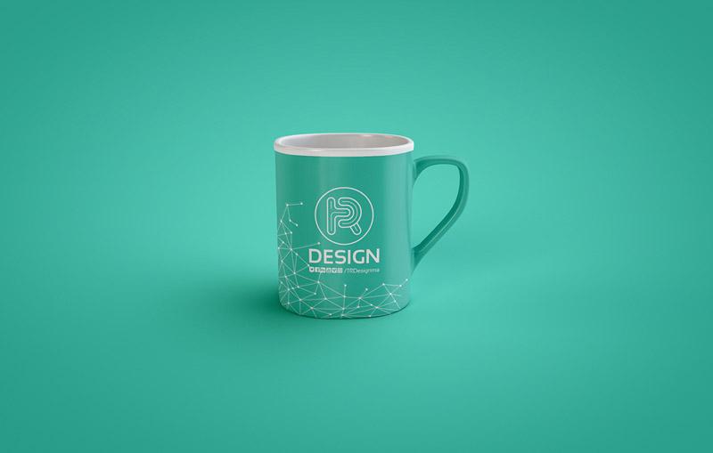 Classic Coffee Mug Mockup