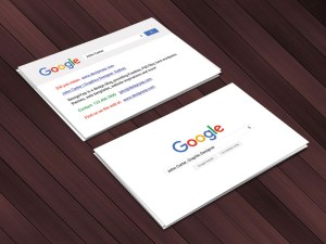 Free Seo Specialist Business Card Template