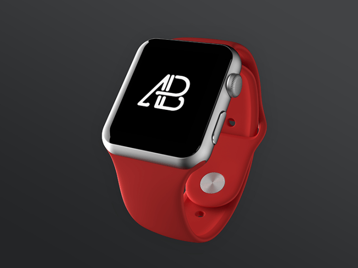 Apple Watch Series 2 Mockup