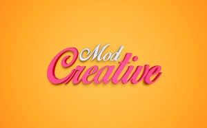 Creative 3D Text Effect