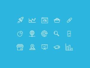 Free SEO Icon Set