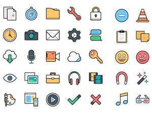 Lulu : 100 Free vector Icon