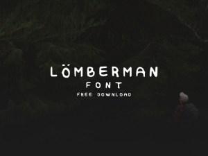 lumberman-handwritten-typeface