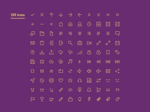 free dots icons