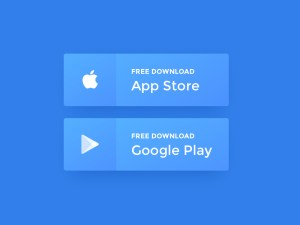 App Store and Google Play Download Buttons