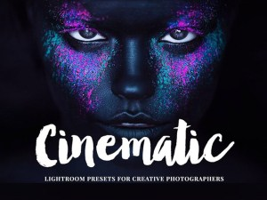 Free Cinematic Lightroom Preset