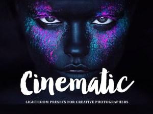 Free Cinematic Lightroom Preset