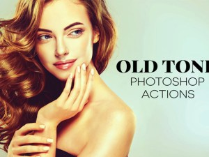 Free Old Tones Photoshop Action