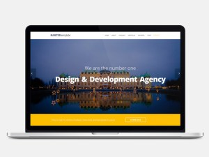 Nantes : Elegant and modern Multipurpose HTML Template