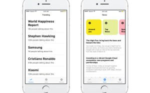 News App UI Template