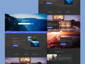 Travel Agency Website Template