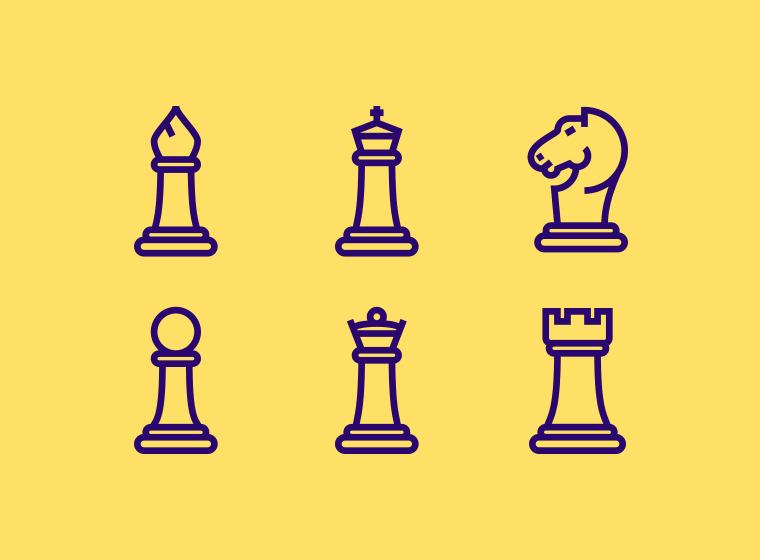 Free Chess Icon set