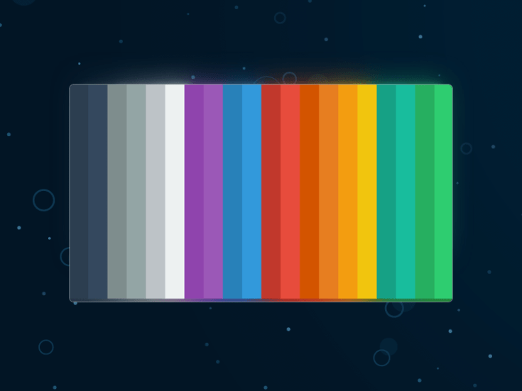 Flat UI Palette Kit Sketch
