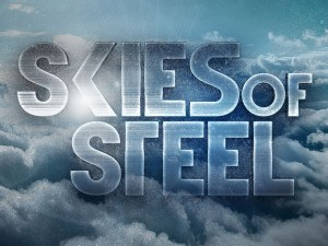 Free Skies of Steel Text Effect