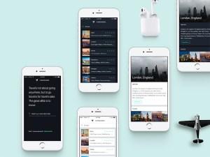 Hummingbird App UI Kit