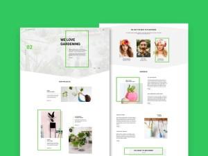 Free FLorist Website Template