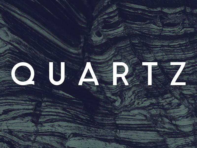 Quartz – Free Minimalistic Sans-serif Font