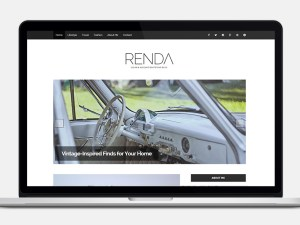 Renda Travel Bootstrap Template