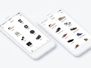Simple Mobile E-commerce UI Kit