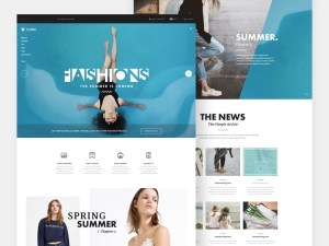 TheFox : Multi-Purpose PSD Website Template