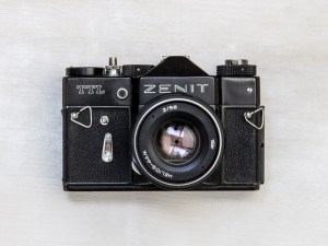 Free Vintage Camera Stock Photos