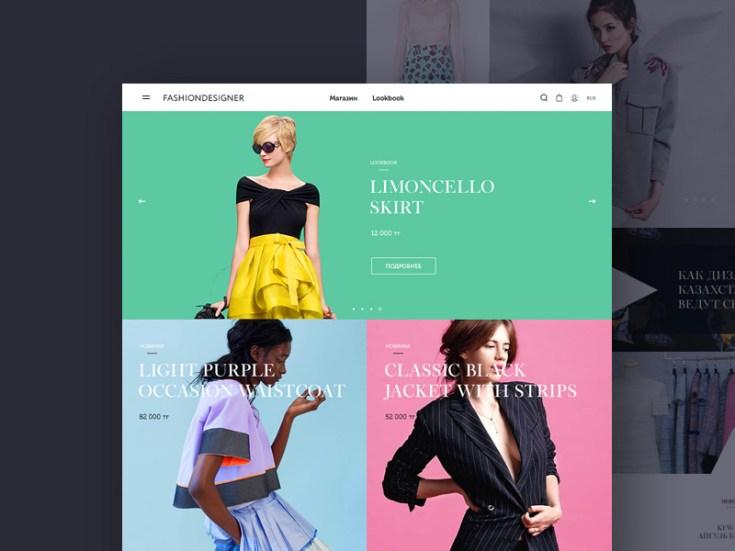 Fashion Shop Ecommerce Template