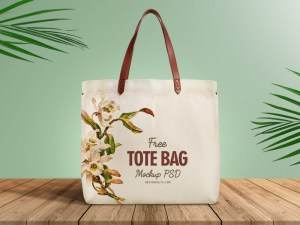 Tote Shopping Bag Mockup