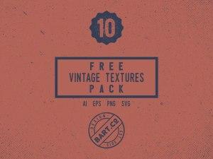 10 Free Halftone Textures
