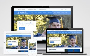 Academic - Education Wordpress Theme