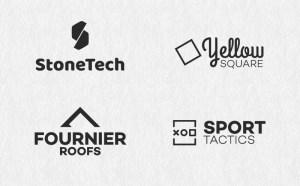 10 Free Minimal Logo Templates