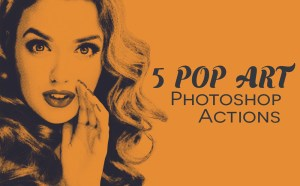 Free Pop Art Photoshop Action