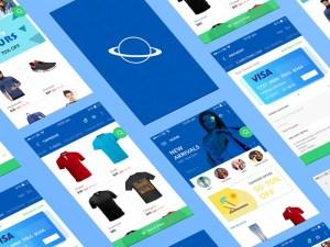 Universe - Free Ecommerce UI Kit