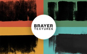 Brayer Texture Set