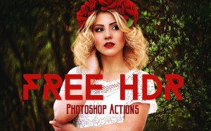 Free High Dynamic Range Photoshop Action