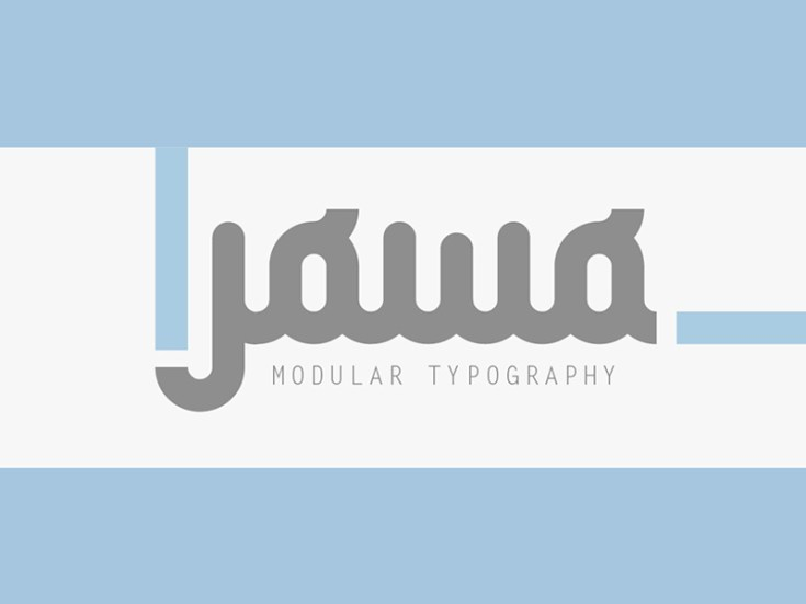 Jowo Font