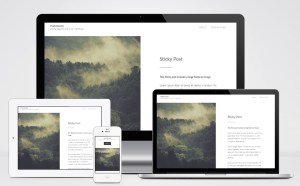 Photolog Wordpress Theme