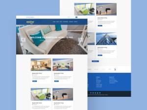 Property Website Template