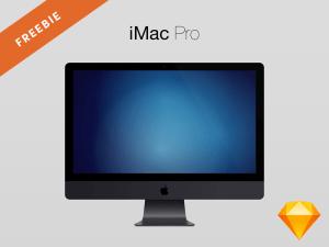 iMac Pro Mockup