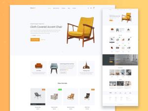 Furn - Free Furniture HTML Ecommerce Template