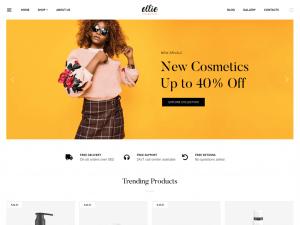Elie - Free Woocommerce Theme