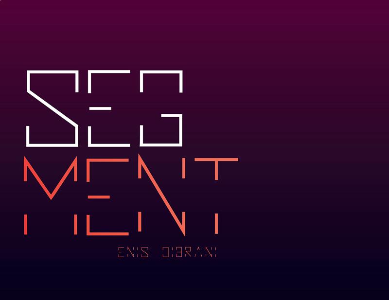 Seg Ment – Free Sci-fi Font
